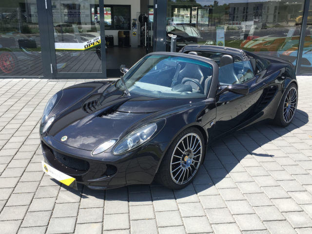 verkauft lotus elise 111r komo tec 250 gebraucht 2005. Black Bedroom Furniture Sets. Home Design Ideas