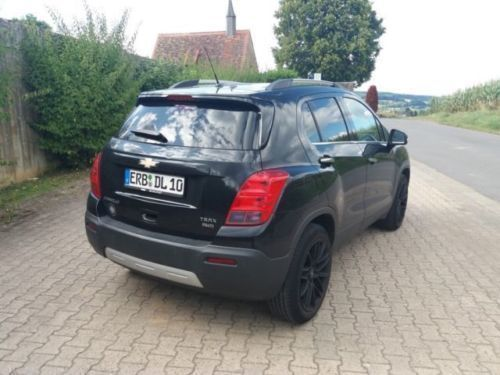 verkauft chevrolet trax 1 4t awd lt gebraucht 2013 km in erbach. Black Bedroom Furniture Sets. Home Design Ideas