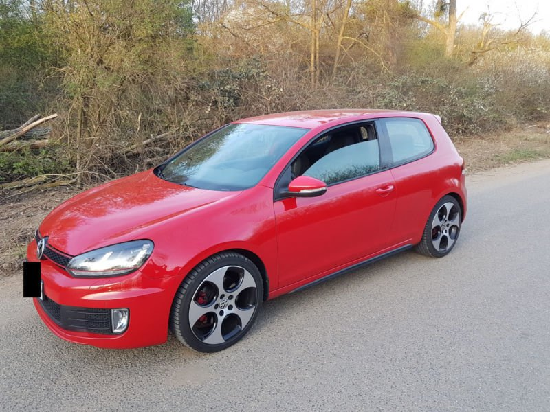 verkauft vw golf 2 0 gti gebraucht 2009 km in bergheim. Black Bedroom Furniture Sets. Home Design Ideas