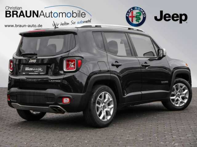 verkauft jeep renegade multiair l gebraucht 2015. Black Bedroom Furniture Sets. Home Design Ideas