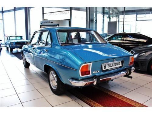 Verkauft Peugeot 504 Ti H Kennzeichen Gebraucht 1973 114 828 Km