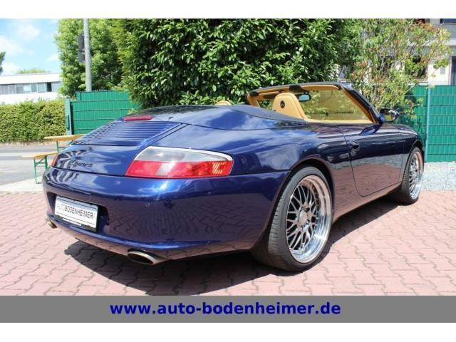 verkauft porsche 996 cabrio pcm xenon gebraucht 2003 km in frankfurt am main. Black Bedroom Furniture Sets. Home Design Ideas
