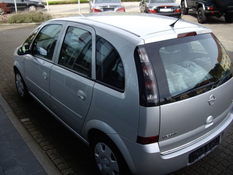 verkauft opel meriva opc gebraucht 2007 km in offenburg. Black Bedroom Furniture Sets. Home Design Ideas
