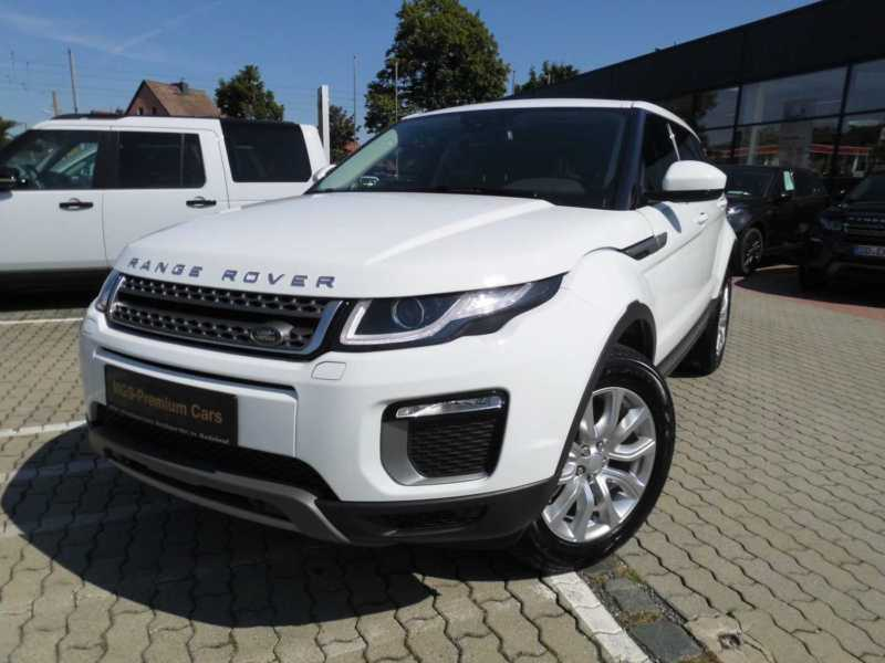 verkauft land rover range rover evoque gebraucht 2016 km in radebeul. Black Bedroom Furniture Sets. Home Design Ideas