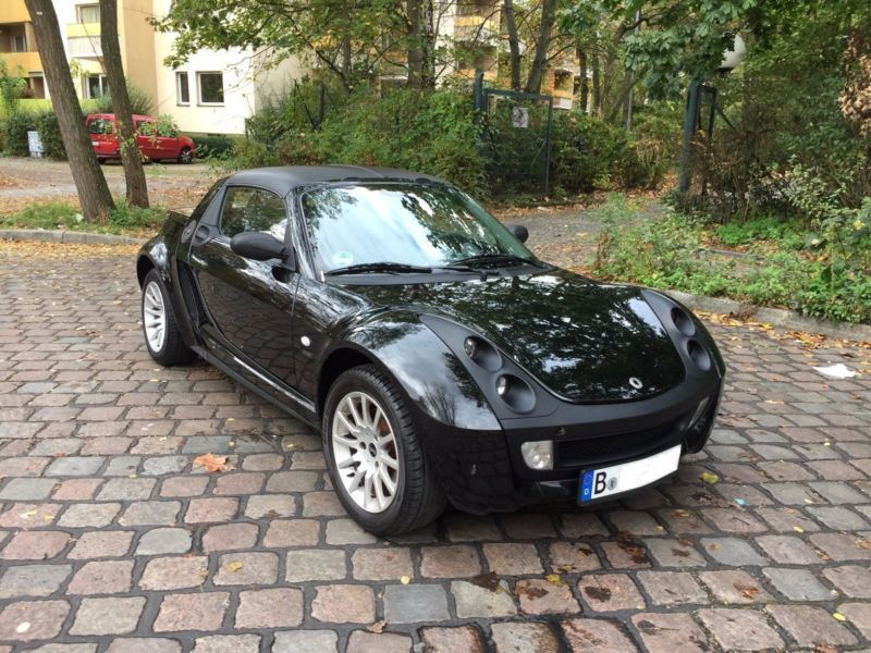 verkauft smart roadster gebraucht 2006 km in berlin. Black Bedroom Furniture Sets. Home Design Ideas