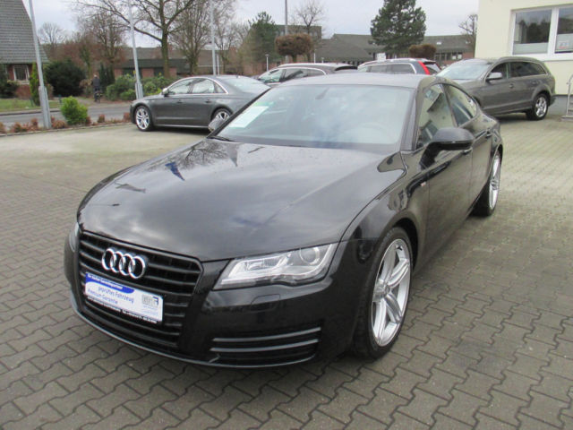 verkauft audi a7 3 0 tdi multitr spor gebraucht 2012 km in cloppenburg. Black Bedroom Furniture Sets. Home Design Ideas