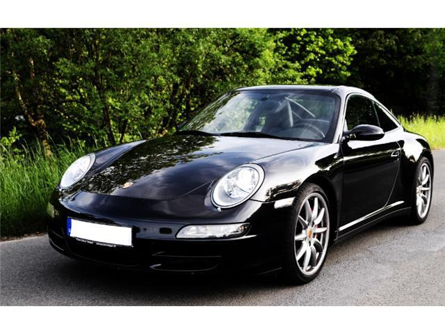 verkauft porsche 911 targa 4s targa 4 gebraucht 2007. Black Bedroom Furniture Sets. Home Design Ideas