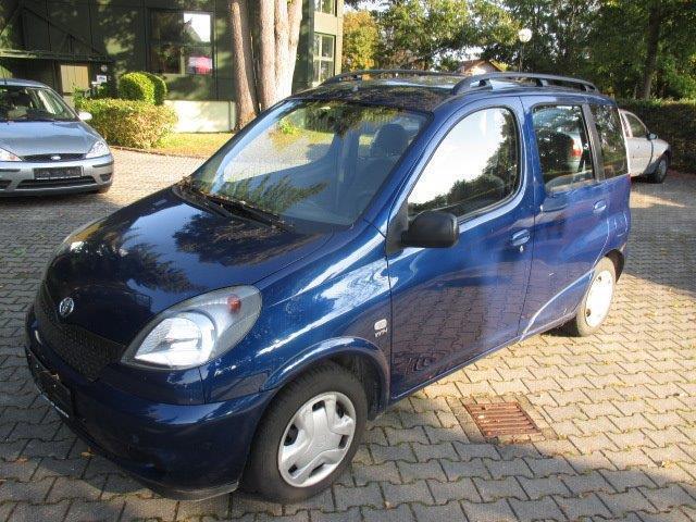 Spiegel Toyota Yaris : Verkauft toyota yaris verso tür gebraucht