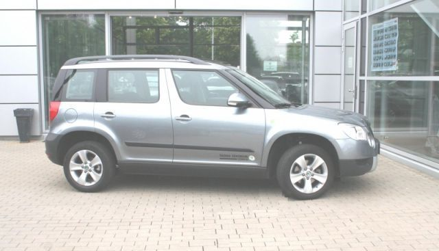 verkauft skoda yeti 1 6 tdi greenline gebraucht 2012 km in. Black Bedroom Furniture Sets. Home Design Ideas