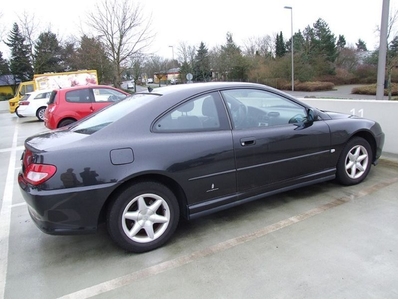 verkauft peugeot 406 coupe hdi platinum gebraucht 2004 km in dietzenbach. Black Bedroom Furniture Sets. Home Design Ideas