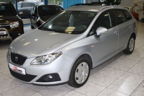 verkauft seat ibiza st st 1 6 tdi gebraucht 2012 km in m nchen. Black Bedroom Furniture Sets. Home Design Ideas