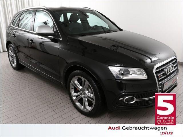 gebraucht Audi SQ5 SQ5 Assistenz/St.Hzg./ACC/B+O/Pano (Navi Xenon)