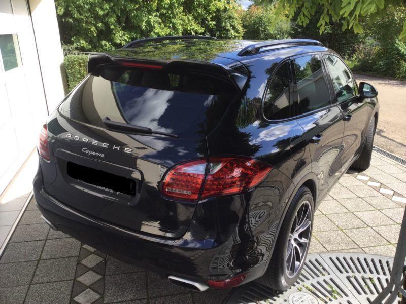 verkauft porsche cayenne diesel tiptro gebraucht 2011 km in kirchheim unter teck. Black Bedroom Furniture Sets. Home Design Ideas
