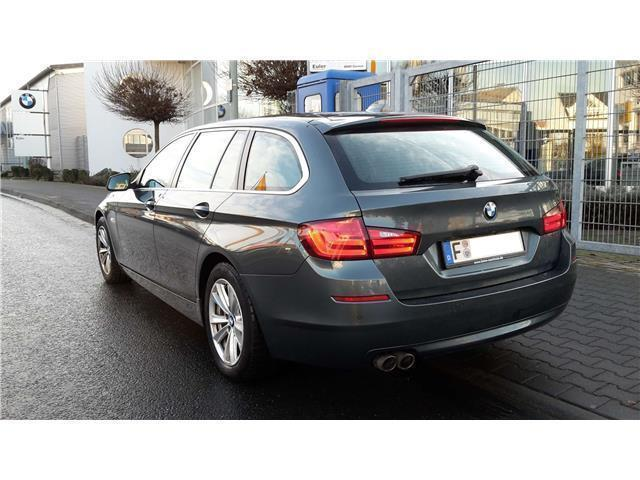 verkauft bmw 520 5er touring aut gebraucht 2011 km in frankfurt am main. Black Bedroom Furniture Sets. Home Design Ideas