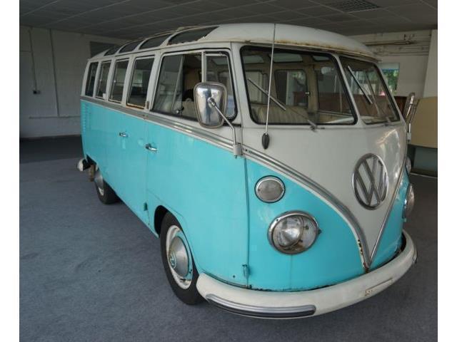 verkauft vw t1 samba bus gebraucht 1967 km in rhede. Black Bedroom Furniture Sets. Home Design Ideas