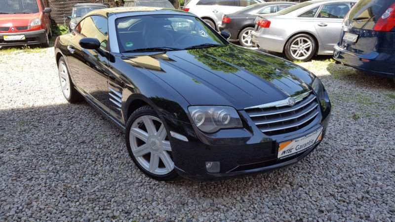 verkauft chrysler crossfire 3 2 6 gang gebraucht 2006 km in altdorf. Black Bedroom Furniture Sets. Home Design Ideas