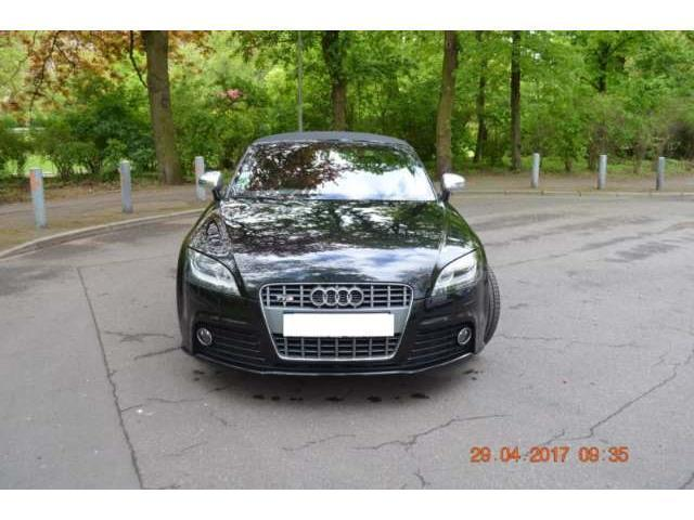 verkauft audi tt roadster 2 0 tfsi gebraucht 2009 km in f rth. Black Bedroom Furniture Sets. Home Design Ideas