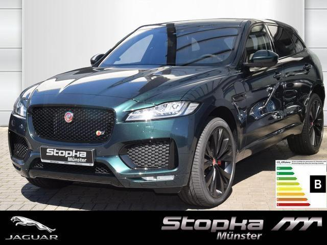 verkauft jaguar f pace 30d awd s led s gebraucht 2016 2. Black Bedroom Furniture Sets. Home Design Ideas
