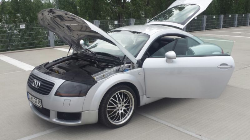 verkauft audi tt coupe 1 8 t quattro gebraucht 2003 km in berlin. Black Bedroom Furniture Sets. Home Design Ideas