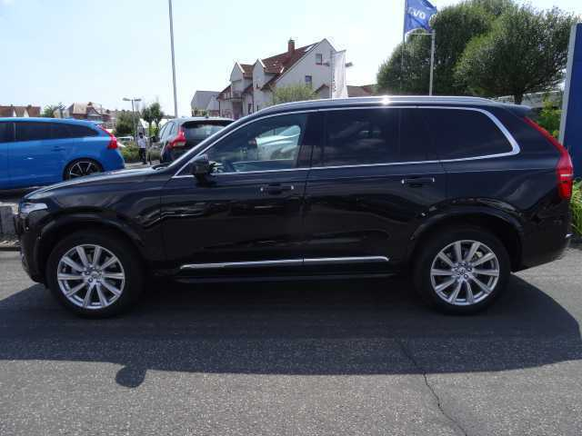 verkauft volvo xc90 d5 awd geartronic gebraucht 2017 km in kassel. Black Bedroom Furniture Sets. Home Design Ideas