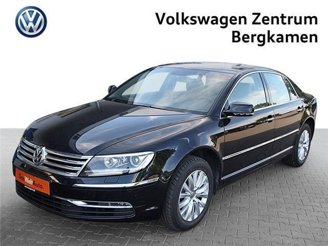 verkauft vw phaeton v8 18wege luft blu gebraucht 2012. Black Bedroom Furniture Sets. Home Design Ideas