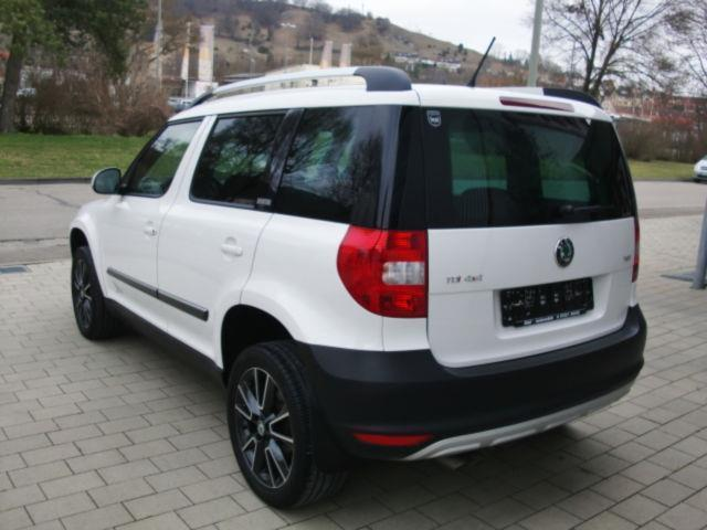 verkauft skoda yeti ambition 4x4 adven gebraucht 2013 km in heidenheim. Black Bedroom Furniture Sets. Home Design Ideas