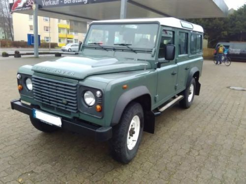 verkauft land rover defender 110 gebraucht 2011 km in flensburg. Black Bedroom Furniture Sets. Home Design Ideas