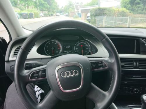 verkauft audi a4 1 8 tfsi ambition gebraucht 2011 km in bochum ost. Black Bedroom Furniture Sets. Home Design Ideas