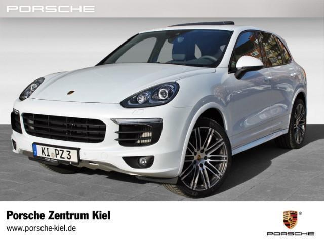 verkauft porsche cayenne diesel gebraucht 2017 km. Black Bedroom Furniture Sets. Home Design Ideas