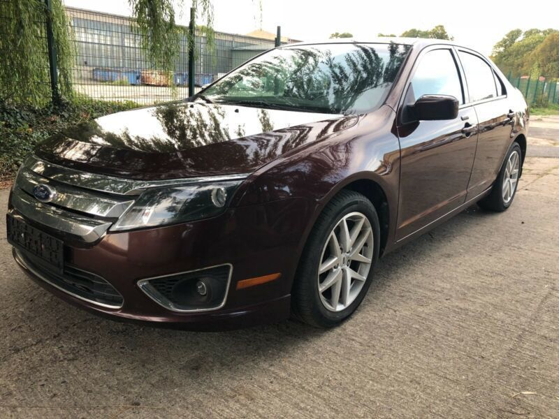 verkauft ford fusion usa 2 5 duratec n gebraucht 2012 km in tantow. Black Bedroom Furniture Sets. Home Design Ideas