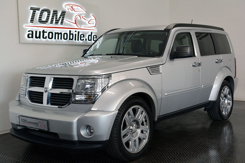 verkauft dodge nitro 2 8 crd sxt 4x4 l gebraucht 2008 km in dresden. Black Bedroom Furniture Sets. Home Design Ideas