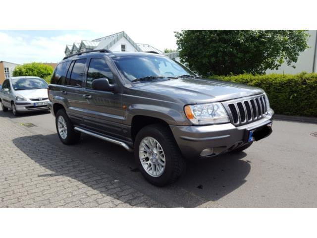 verkauft jeep grand cherokee 2 7 limit gebraucht 2002 km in malsch. Black Bedroom Furniture Sets. Home Design Ideas