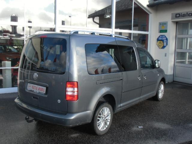 verkauft vw caddy maxi 4motion 2 0 tdi gebraucht 2014 km in gornau. Black Bedroom Furniture Sets. Home Design Ideas