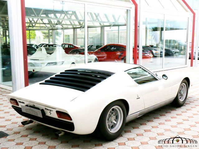 verkauft lamborghini miura miura p400 gebraucht 1969 km in singen bodensee. Black Bedroom Furniture Sets. Home Design Ideas
