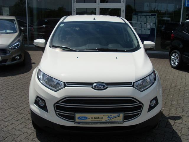 verkauft ford ecosport 1 0 ecoboost tr gebraucht 2016 km in bensheim. Black Bedroom Furniture Sets. Home Design Ideas