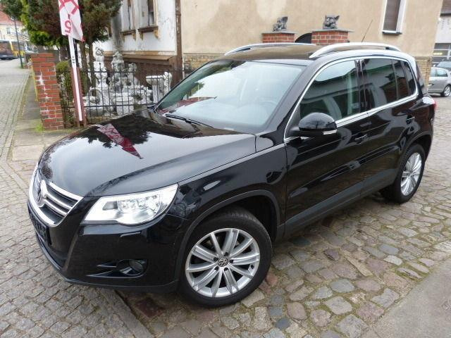 verkauft vw tiguan 2 0 tsi 4motion spo gebraucht 2009 km in griesheim. Black Bedroom Furniture Sets. Home Design Ideas
