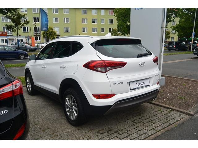 verkauft hyundai tucson 2 0 crdi 4wd a gebraucht 2016 4. Black Bedroom Furniture Sets. Home Design Ideas