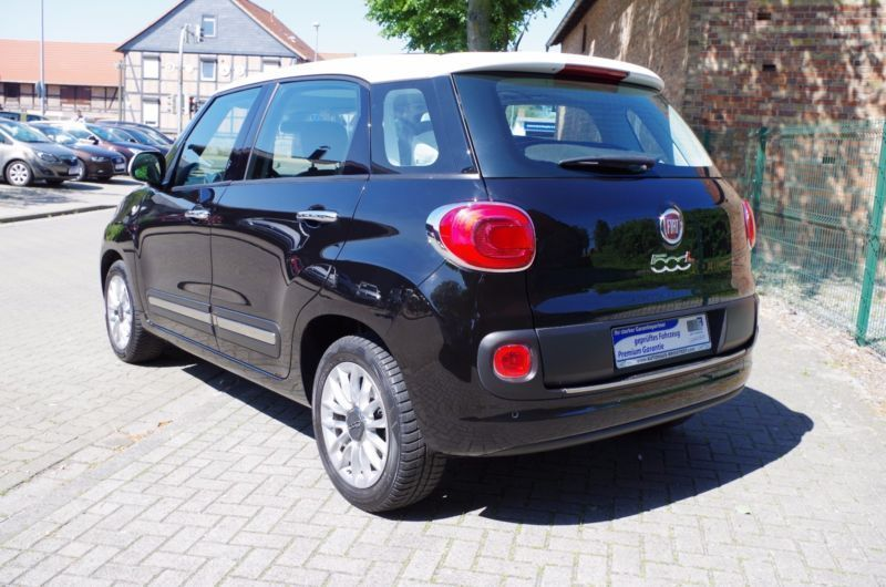 verkauft fiat 500l 0 9l twin air pan gebraucht 2013 km in kornwestheim. Black Bedroom Furniture Sets. Home Design Ideas