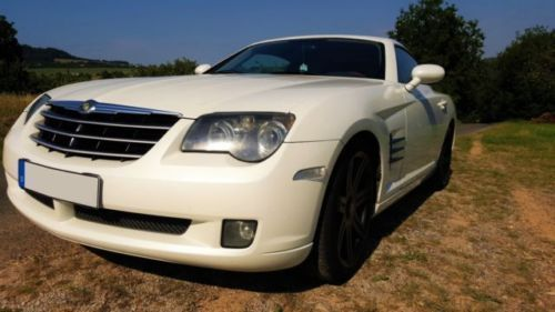 verkauft chrysler crossfire lpg pe gebraucht 2004 km in burbach. Black Bedroom Furniture Sets. Home Design Ideas