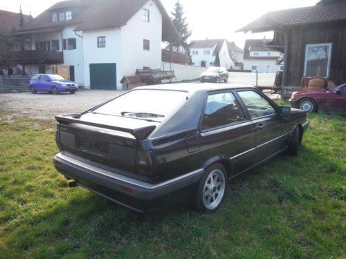Verkauft Audi Coupé 5 Zylinder 22l Gebraucht 1988 170000 Km