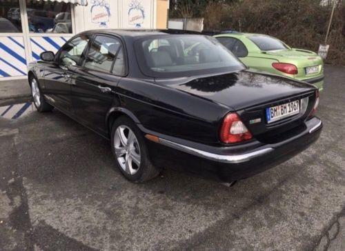 Verkauft Jaguar Xjr Kompressor 396ps Gebraucht 2006 164 588 Km In