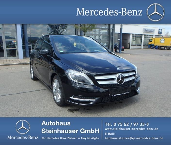 verkauft mercedes b200 cdi gebraucht 2012 km in. Black Bedroom Furniture Sets. Home Design Ideas