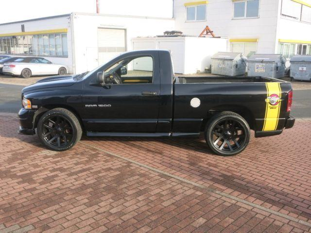 verkauft dodge ram rumble bee hemi neu gebraucht 2004. Black Bedroom Furniture Sets. Home Design Ideas