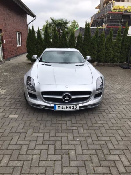 verkauft mercedes sls amg coupe amg sp gebraucht 2011 km in m nchengladbach. Black Bedroom Furniture Sets. Home Design Ideas