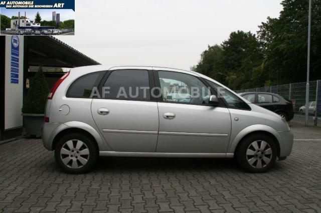 verkauft opel meriva cosmo alu gebraucht 2003 km in bochum. Black Bedroom Furniture Sets. Home Design Ideas
