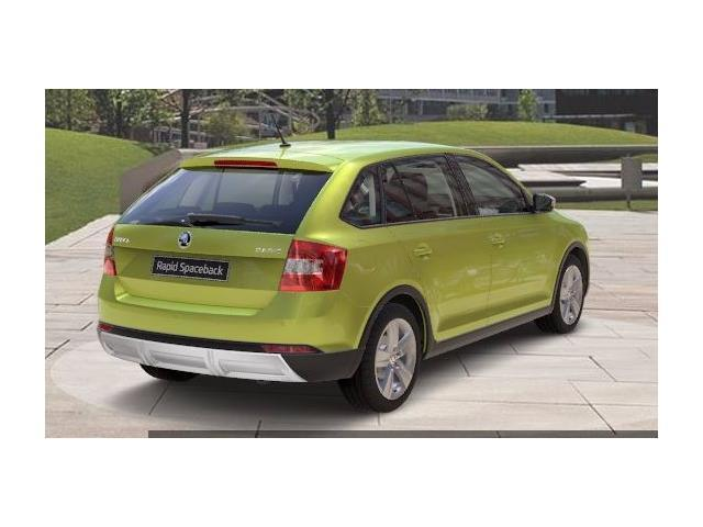 verkauft skoda rapid spaceback rapid l gebraucht 2015 km in daun. Black Bedroom Furniture Sets. Home Design Ideas