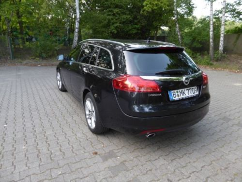 verkauft opel insignia 2 0 cdti automa gebraucht 2009 km in reinickendorf. Black Bedroom Furniture Sets. Home Design Ideas