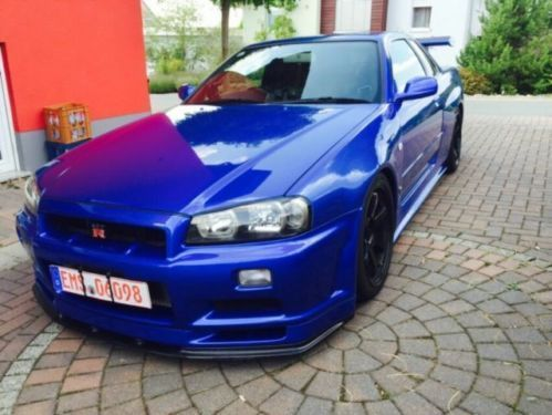 verkauft nissan skyline r34 gtr v spec gebraucht 1999 65. Black Bedroom Furniture Sets. Home Design Ideas