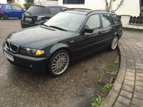 verkauft bmw 320 d touring gebraucht 2005 km in ingolstadt. Black Bedroom Furniture Sets. Home Design Ideas