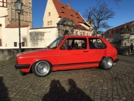 verkauft vw golf i 1 1 mk1 typ 17 airr gebraucht 1983. Black Bedroom Furniture Sets. Home Design Ideas